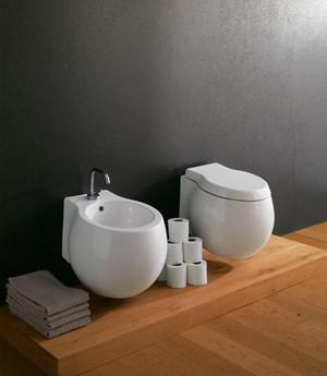 Lavabo 90x38 for Accessori bagno sospesi