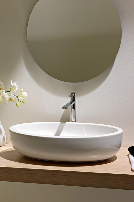 Lavabo 66x39 - Lavandino da appoggio bagno ...