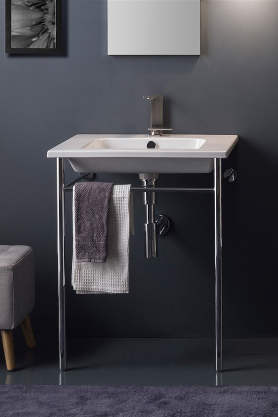 Best consolle per bagno with consolle per bagno for Consolle bagno ikea
